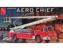 AMT 1:25 American LaFrance Aero Chief Fire Truck
