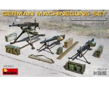 MiniArt 1:35 German Machineguns Set