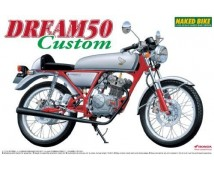 Aoshima 1:12 Honda Dream 50 Custom