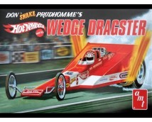 """AMT Don """"Snake"""" Prudhomme`s Hotwheels Wedge Dragster  AMT-1049"""