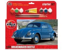 Airfix 1:32 Volkswagen Beetle incl. lijm en verf    A55207