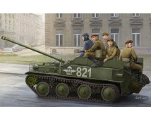 HobbyBoss 1:35 Russian ASU-57 Airborne Tank Destroyer