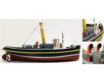 """Turk Model 1:50 Sleepboot """"LIMAN 2"""""""