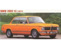 Hasegawa 1:24 BMW 2002 tii 1971