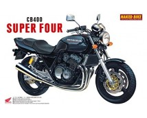 Aoshima 1:12 Honda CB400 Super Four
