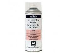 Vallejo Acrylic Gloss Varnish Spray 400ML
