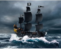 Revell Black Pearl 1:150 Pirates of the Caribbean
