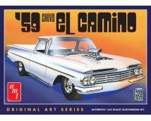AMT 1:25 Chevrolet El Camino 1959