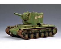 "Trumpeter 1:35 Russian KV-1C ""Big Turret"""