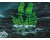 Revell 1:150 Ghost Ship (Glow in the dark) incl. Night Color en kwast