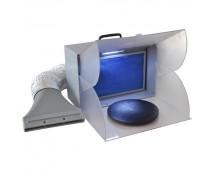 Fengda Draagbare Airbrush Spray Box met Afzuiging BD-512