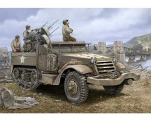 Trumpeter 1:16 M16 Multiple Gun Motor Carriage Half Track