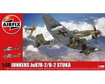Airfix 1:48 Junkers Stuka Ju87R-2/B-2   A07115