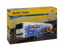 "Italeri 1:24 Reefer Trailer ""Nord  Cargo"""