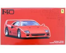 Fujimi 1:24 Ferrari F40