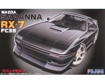 Fujimi 1:24 Mazda Savanna RX-7 FC3S
