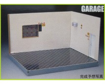 Fujimi 1:24 Garage and Tools