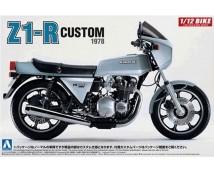 Aoshima 1:12 Kawasaki Z1-R Custom 1978