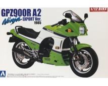Aoshima 1:12 Kawasaki Ninja GPZ900R A2  1985