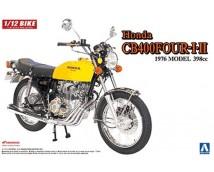 Aoshima 1:12 Honda CB400Four 1976