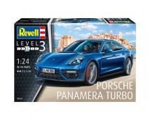 Revell 1:24 Porsche Panamera MODEL SET