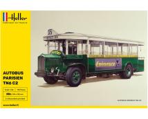 Heller 1:24 Autobus Parisien TN6 C2           HEL-80789