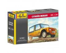Heller 1:24 Citroen Mehari           HEL-80760