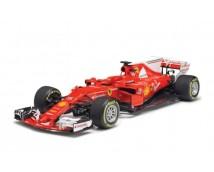 Tamiya 1:20 Ferrari SF70H Formule 1 Wagen
