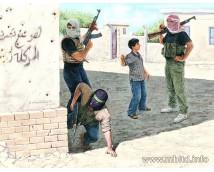 Master Box 1:35 IRAQ kit 2