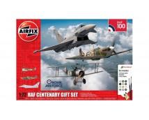 Airfix 1:72 RAF Centenary Gift Set    A50181
