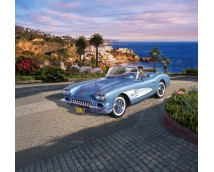 Revell 1:25 Corvette Roadster 1958 MODEL SET