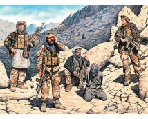 """Master Box 1:35 Figuren """"Somewhere in the Middle East"""" Present Day"""