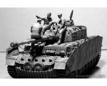 Master Box 1:35 German Tankmen WWII