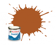 Humbrol Enamel 09 Tan (Bruin) Glans