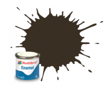 Humbrol Enamel 10 Service Brown Gloss