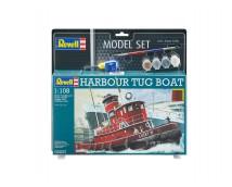 Revell 1:108 Harbour Tug Boat MODEL SET