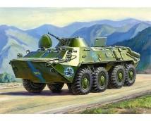 Zvezda 1:35 BTR-70 Soviet Personnel Carrier