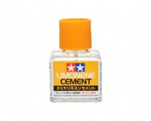 Tamiya Limonene Cement / Plastic Lijm 40ml
