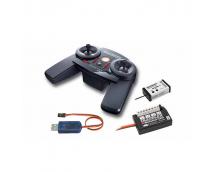 """Multiplex 2,4Ghz Smart SX9 Flexx 9 Kanaals """"Function"""" Set inclusief Multiswitch"""