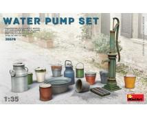 Mini Art 1:35 Water Pump Set