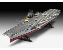 Revell 1:542 USS Forrestal CVA-59