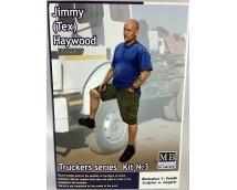 MasterBox 1:24 Trucker JIMMY