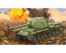 Trumpeter 1:35 Russian KV-3 Heavy Tank