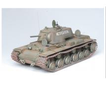 Zvezda 1:35 KV-1 Soviet Heavy Tank