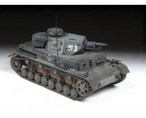 Zvezda 1:35 Panzer IV Ausf.E German Medium Tank        3641