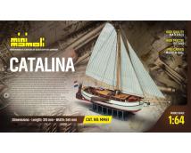 Mini Mamoli Catalina 1:64 Lengte 310mm