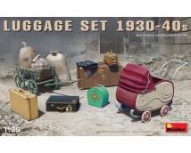 MiniArt 1:35 Luggage Set 1930-1940s