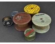 MiniArt 1:35 Cable Spools WW2