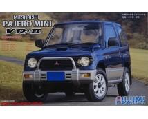 Fujimi 1:24 Mitsubishi Pajero Mini VR-II  1994