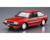 Aoshima 1:24 Mazda 323 Familia  1980